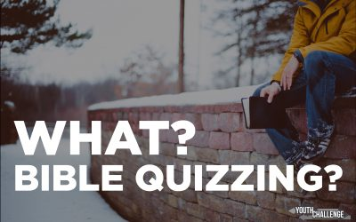 What? Bible Quizzing?