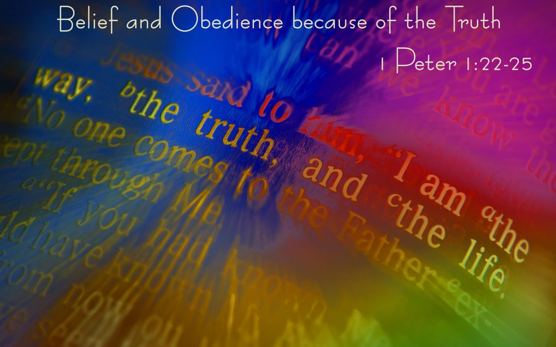 Belief and Obedience