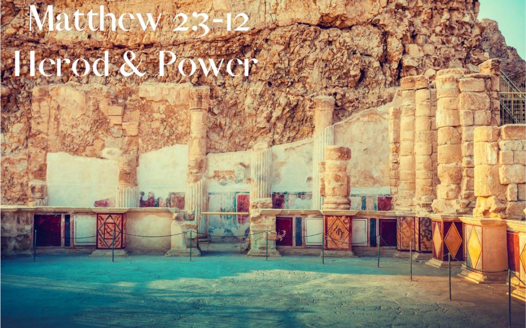 Herod and Power