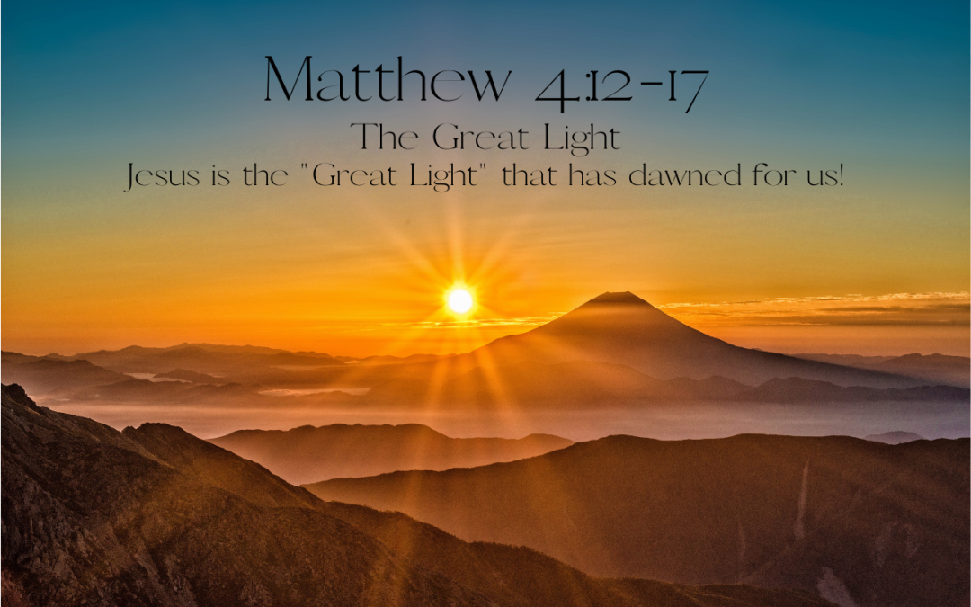 The Great Light