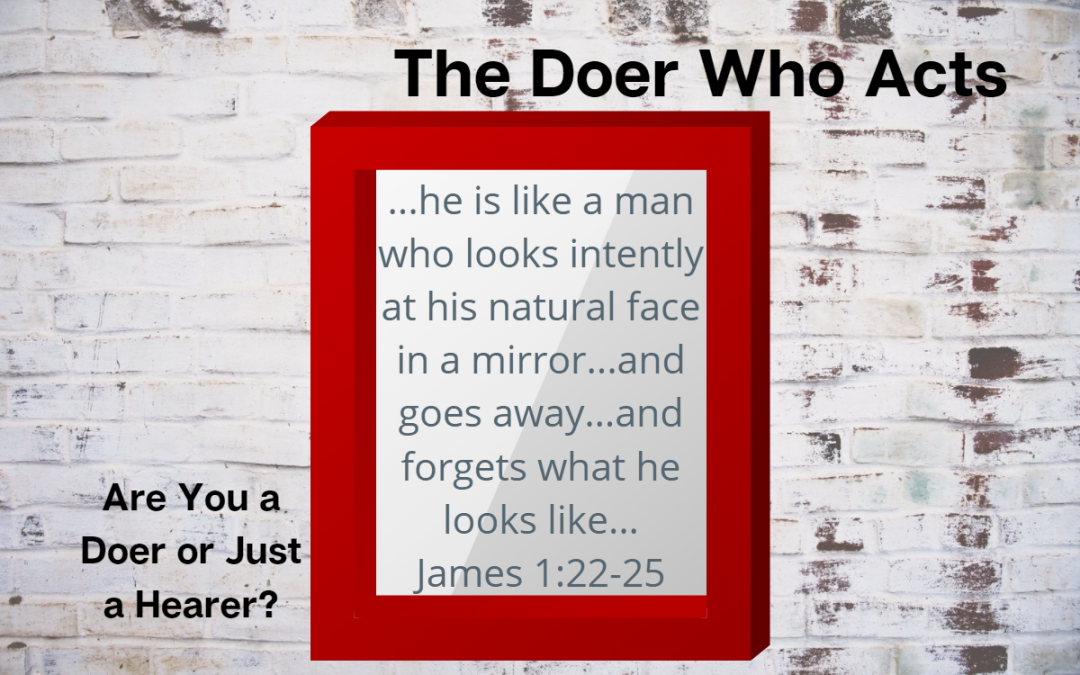 The Doer Who Acts